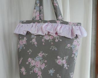 """Shabby"" chic handbag"