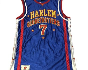 """Harlem Globetrotters """"Too Tall"""" Jersey"""