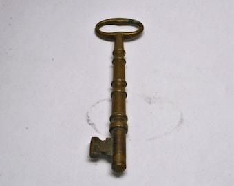 Medium Skeleton Key, Antique, Vintage