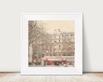 SALE london photograph architecture photography red london bus red bus photograph england travel photograph
