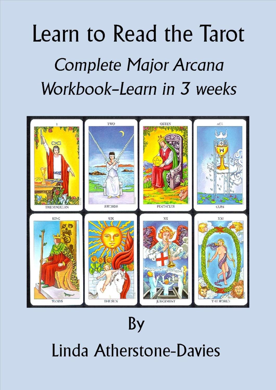 Learn To Read Tarot In 3 Weeks Major Arcana Workbook