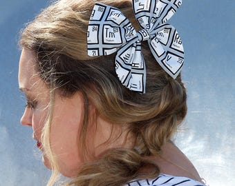 Large Periodic Table Bow