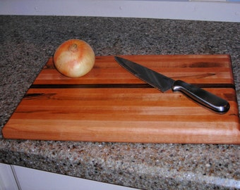 Handmade Wood Cutting Board ****FREE SHIPPING****