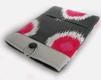 iPad Mini Case, iPad Mini 3 Cover, Kindle Case, Kindle Fire HDX, Galaxy Note 8, Galaxy tab case, Lenovo Yoga 8, Dell Venue,  Pink Dots