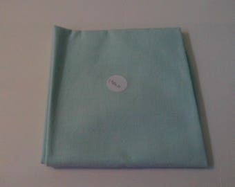 Vintage Solid Color Floursack  Quilting/Vintage Quilt Repair  Lt. Green