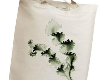 Sea Coral & Kelp 06 Eco Friendly Canvas Tote Bag (isl032)