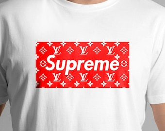 t-shirt damen supreme