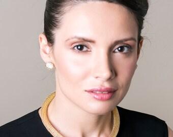 Crystal Post Earrings , Swarovski crystal post , crystal stud earrings , bridesmaids earrings, wedding post earrings , bridal post earrings