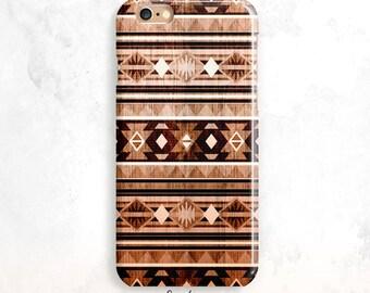 iPhone 6S Case, Tribal iPhone 5S Case, iPhone SE Case, Geometric iPhone 6 Plus, iPhone 7 Case, Wood iPhone 6 Case, iPhone 5, Aztec iPhone