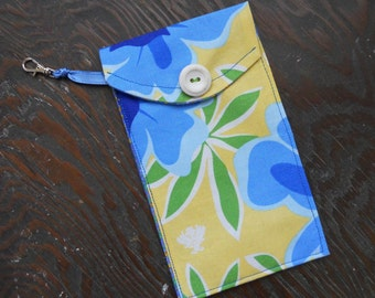 Phone Case Yellow Floral