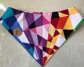 Mobius geometric bandana