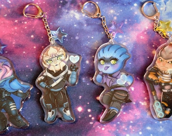 Mass Effect Andromeda Alien Charms