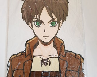 Eren Jäger by Attack on Titan