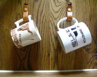 Coffee Mug Display Straps
