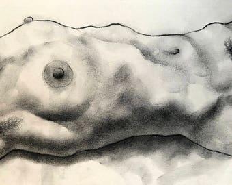 Untitled Nude (Mia)