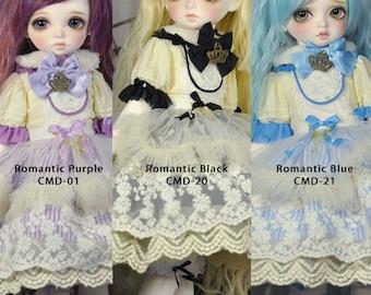 CODENOiR -  Romantic BJD clothes msd / Slimi msd / mdd / angel philia / 1/4 BJD