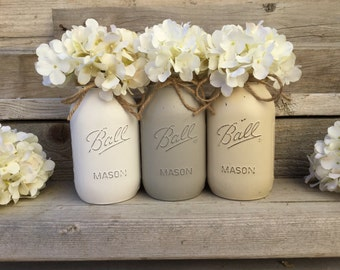 Mason Jar Decor | Etsy