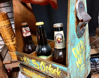 Kustom Beer Caddy
