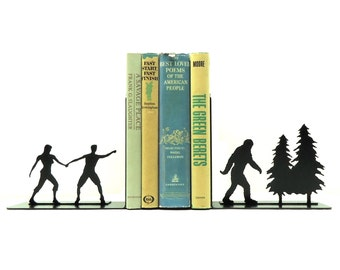 Bigfoot Sasquatch Bookends