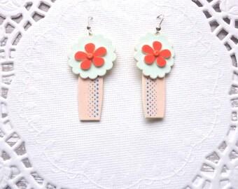 Art Jewelry Earrings!