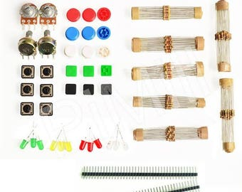 Mixed Electronic Component Package Parts Kit for Arduino Starter