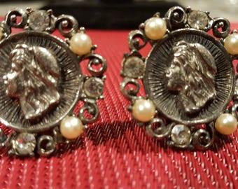 Pretty Vintage Earrings