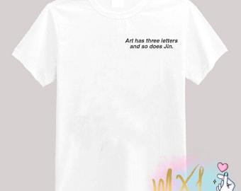 Art Jin T-Shirt