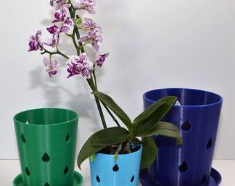 """5.5"""" Orchid Pot"""