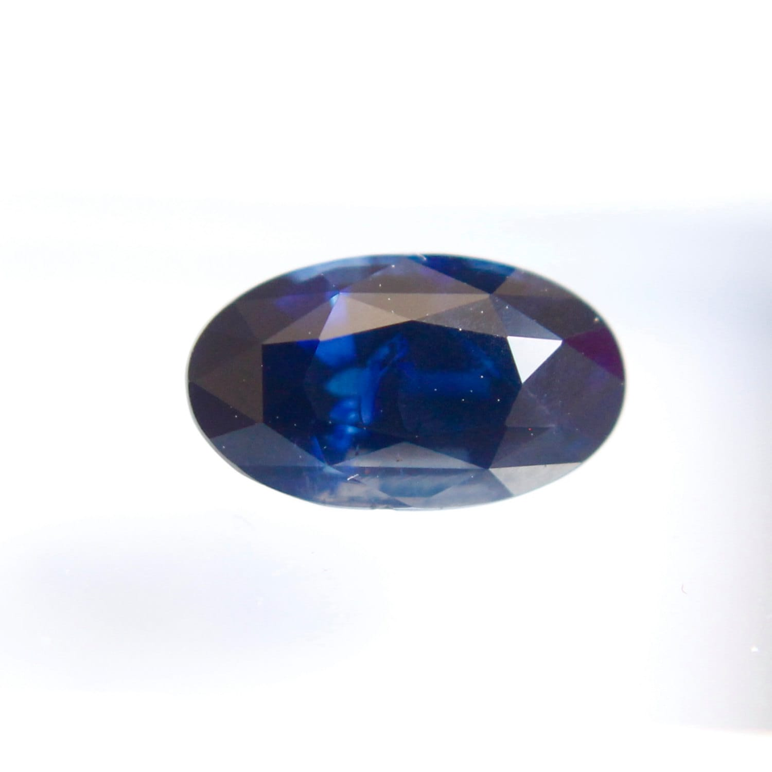 deep cut natural cushion sapphire video blue carats gia heated color with carat report img