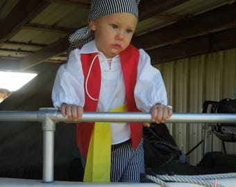 Pirate Baby Costume for Toddlers