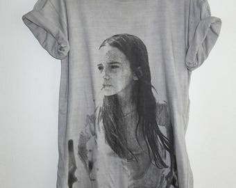 70's GIRL Hippie Tee Shirt