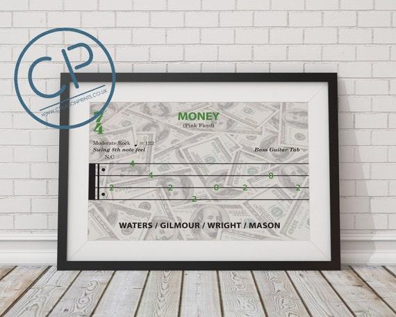 money pink floyd bass tab pdf