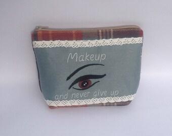 Make-upbag/ cosmetics bag/ travel bag