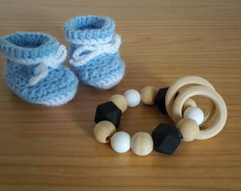 Teether ring