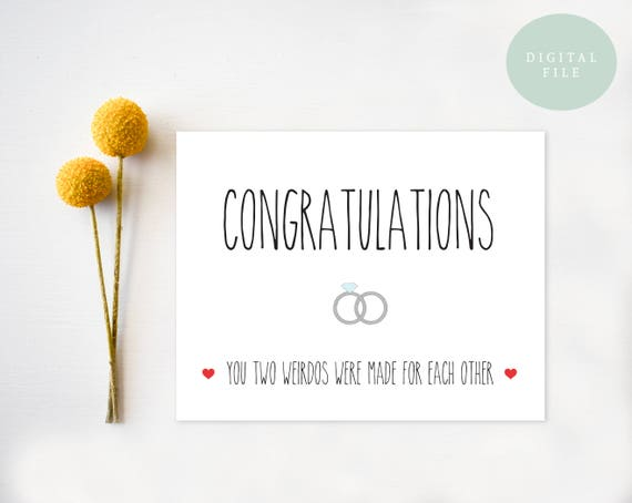 It is a photo of Adaptable Printable Congratulations Card