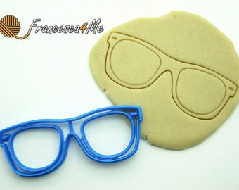 Retro Sunglasses Cookie Cutter/Multi-Size