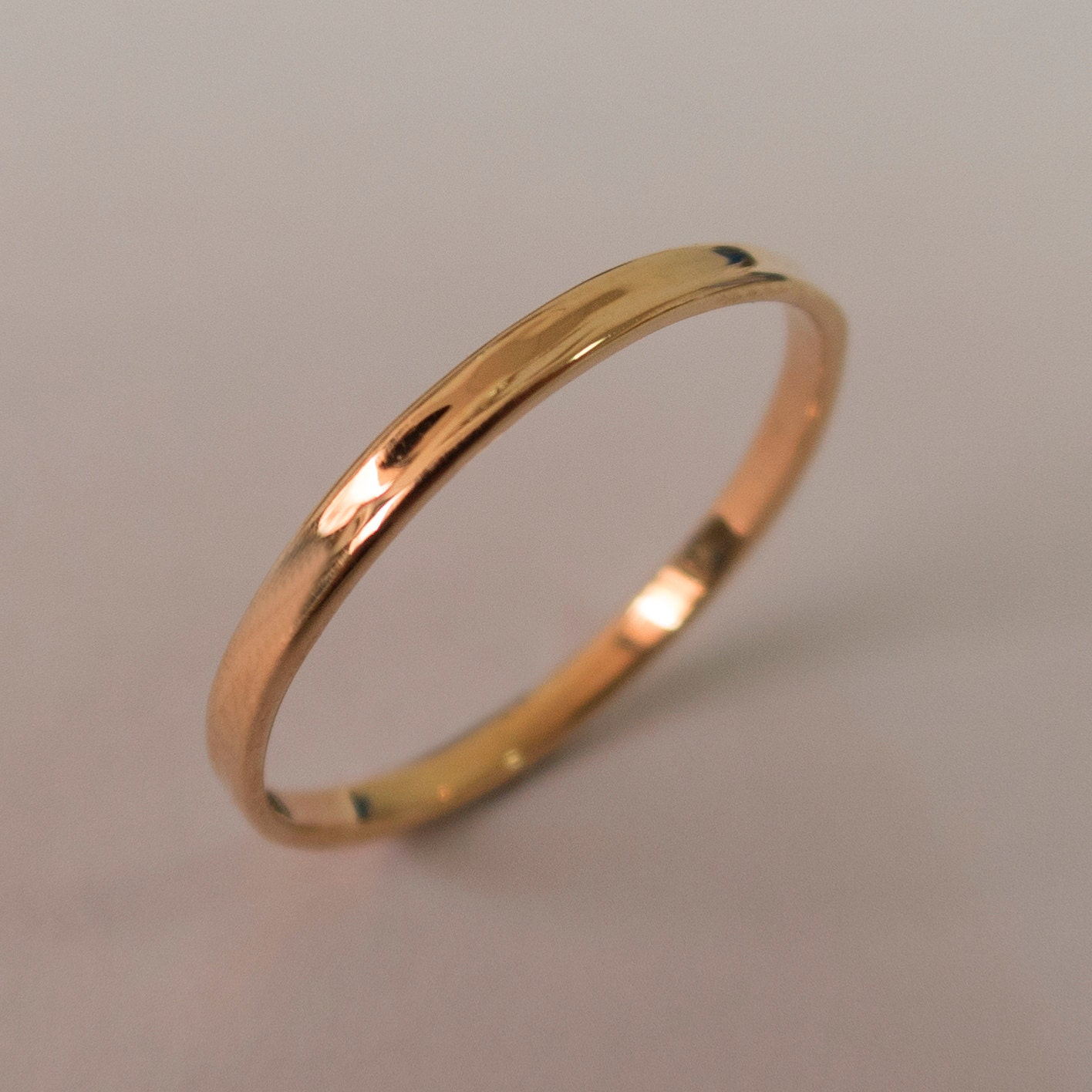 yellow by jewellery rings products minimalist eliise wedding gold ring maar