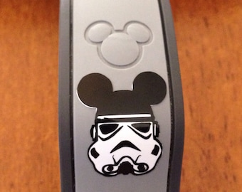 Stormtrooper Magic Band Vinyl Decal