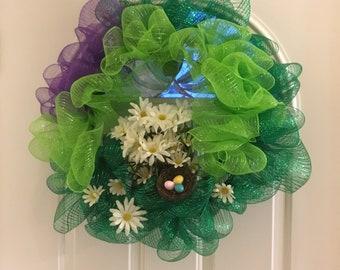 Daisy May Wreath