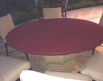 Felt Poker Table Cloth Bonnet Cover For Round Square Or