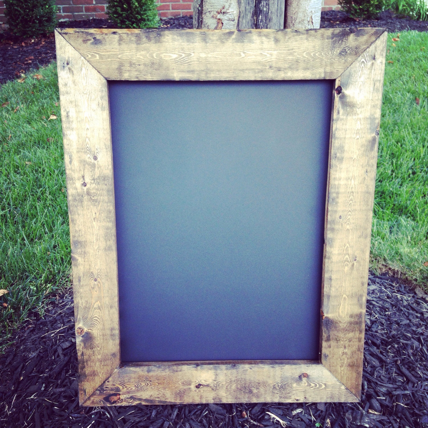 Large Chalkboard Choose magnetic or non magnetic