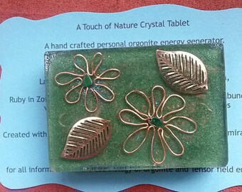A Touch of Nature Crystal Tablet
