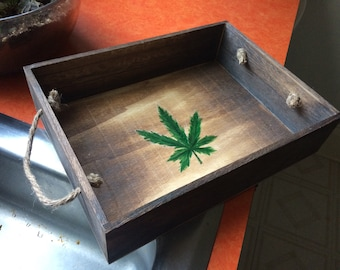 Rolling tray for chelsey