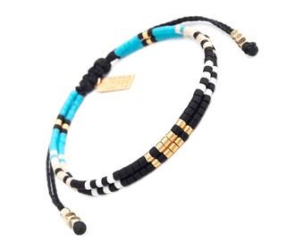 Adjustable Bracelet Stackable bracelet Beach String Bracelet Thread Bracelet Cord Bracelet Beach bracelet