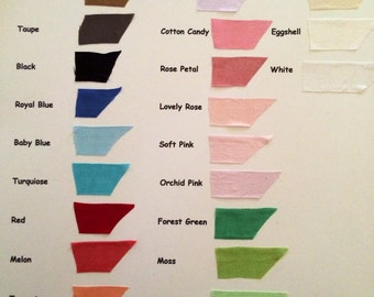Seam Binding~Smooth-26 Colors To Choose From- You Pick 15 Yards-Any colors