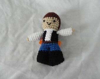 Crochet Han Solo Toy