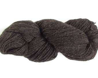 Hebridean DK 50grms Charcoal - 100% Pure New British Natural Wool
