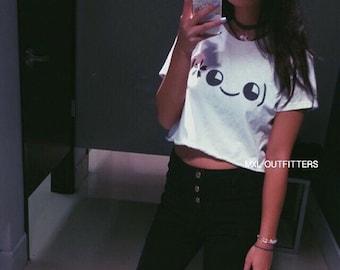 Kawaii Emoticon Shirt
