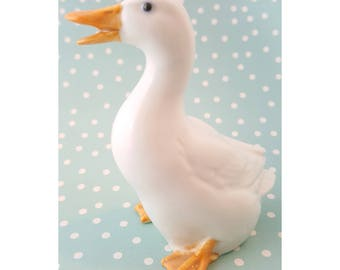 Goose Figurine By Otagiri Made In Japan