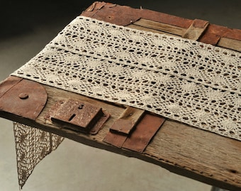 Popular Items For Crochet Table Runner